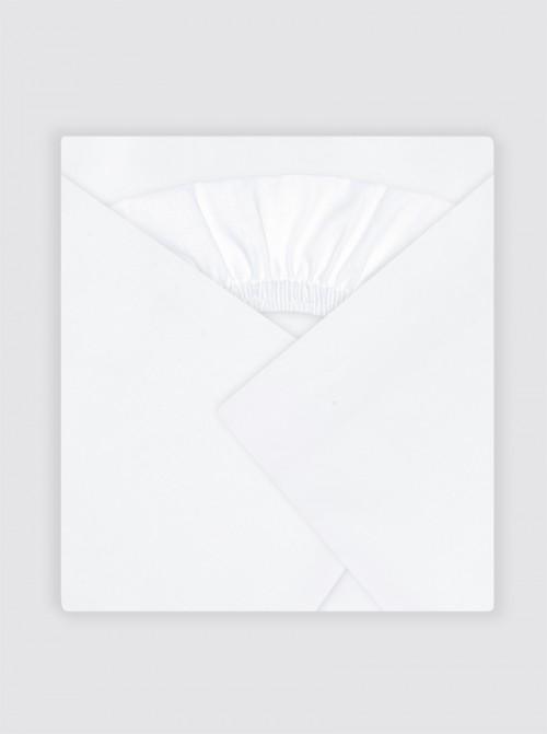 Juego Sábanas Bodoques Celestes Cama - 80x165cm