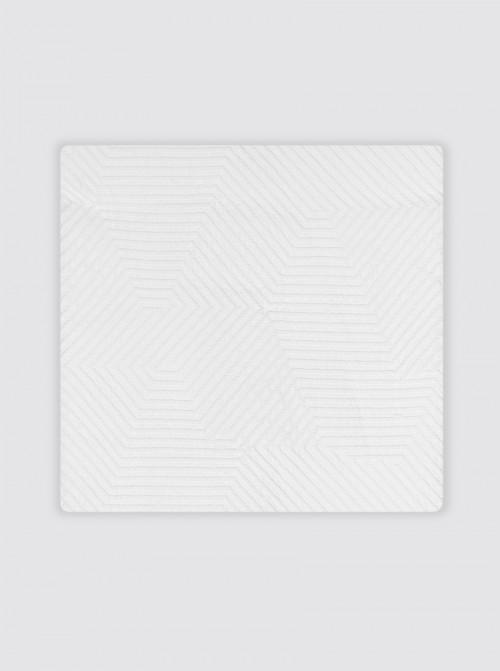 Funda Edredón Aspen Blanca 80x165cm