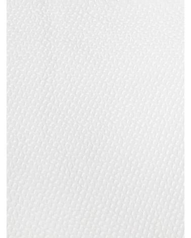 Funda Edredón Marsella Blanca 80x165CM