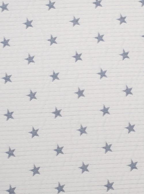 Funda Para Carro De Supermercado Estrellas Azules