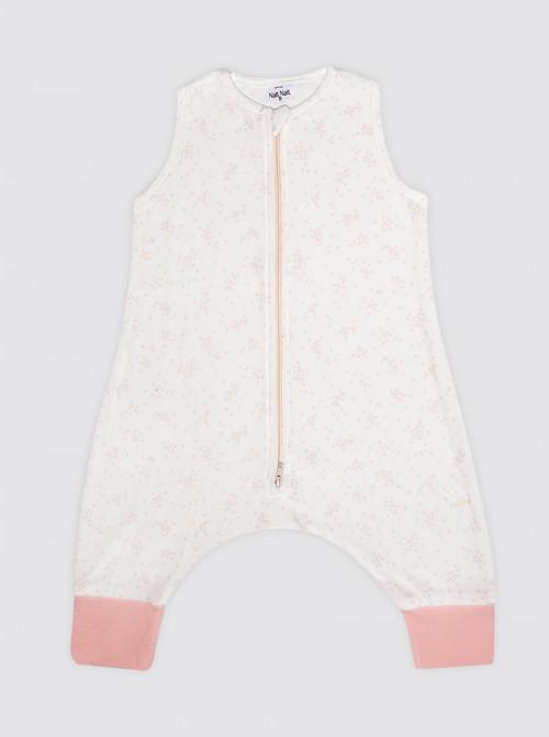 Pijama Burbuja Florecitas Rosas