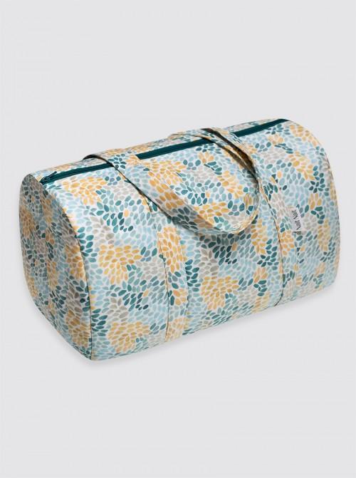 Bolsa de Viaje Impermeable Acuarela Azules