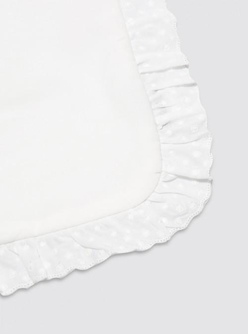 Salvababas de colchón tira bordadas panetitos