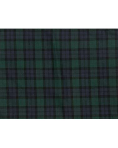 Portachupetes Balmoral Marino y Verde