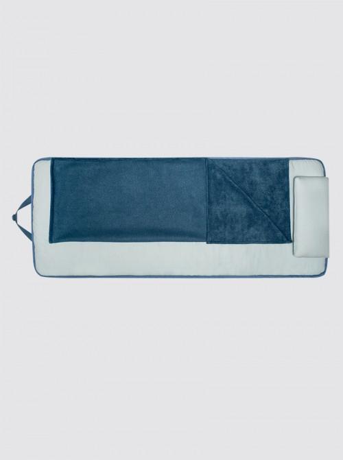 Siesta Roll Perritos Azul