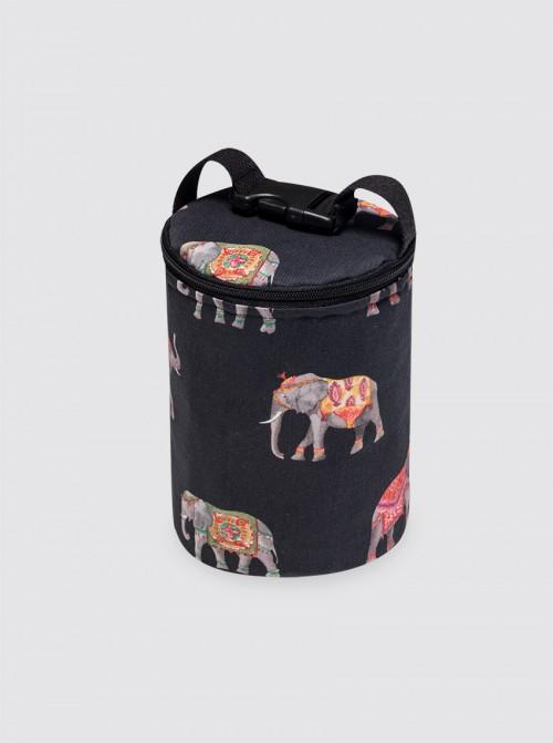 Bolsa Térmica Elefantes Negro