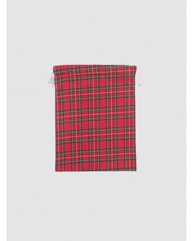 Bolsa para Mascarilla Balmoral Rojo