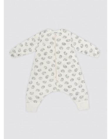 Pijama Burbuja Con Mangas Erizo