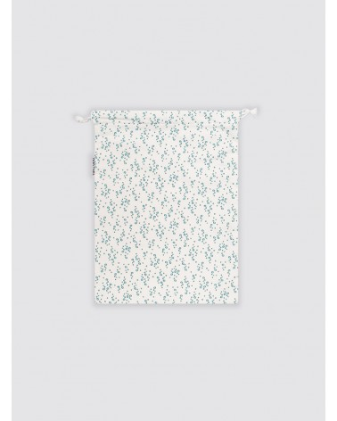 Bolsa para Mascarilla Burbujas Verde