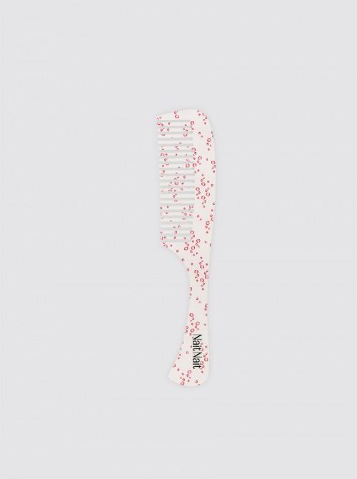 Peine Escarpidor Burbujas Rosa