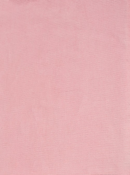 Saco de Pana Rosa con Sábana- Capazo