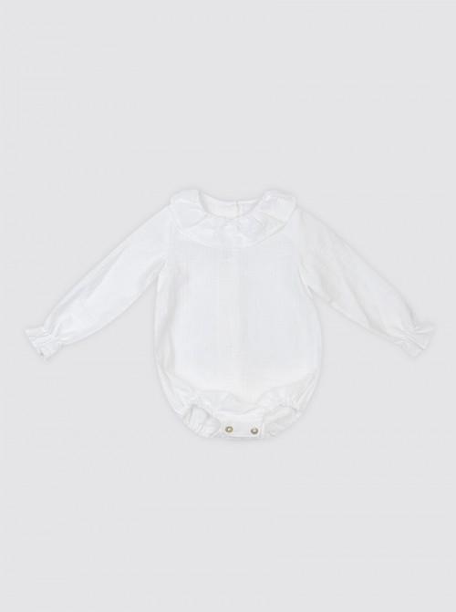Camisa-Body Blanca