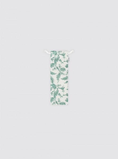 Bolsa Cepillo de Dientes Brezos Verde