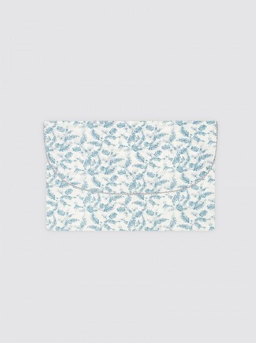 Bolsa de Ropa Pequeña Brezos Azul