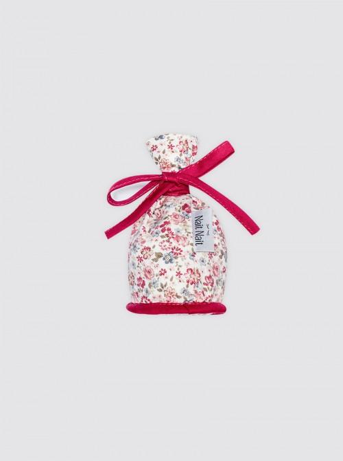 Portachupetes Impermeable Liberty Rosa
