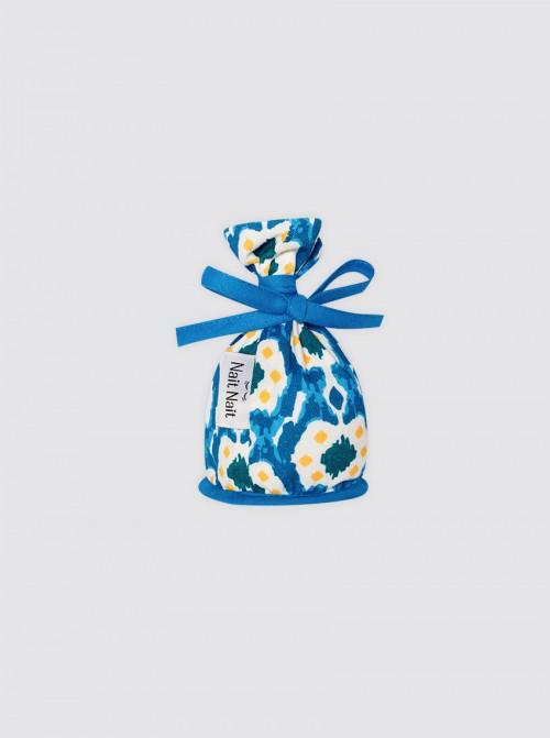 Portachupetes Ikats Azul