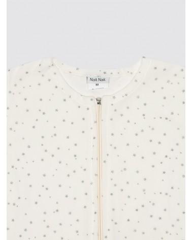 Pijama Burbuja Estrellas Brilli Grises