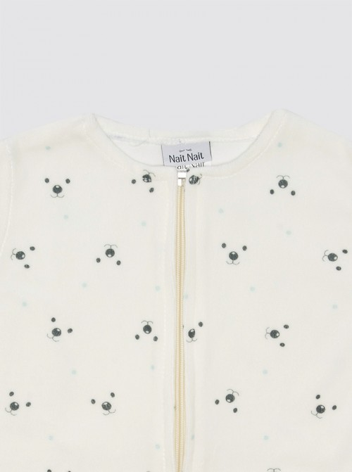 Pijama Burbuja Osos Puntos Celestes