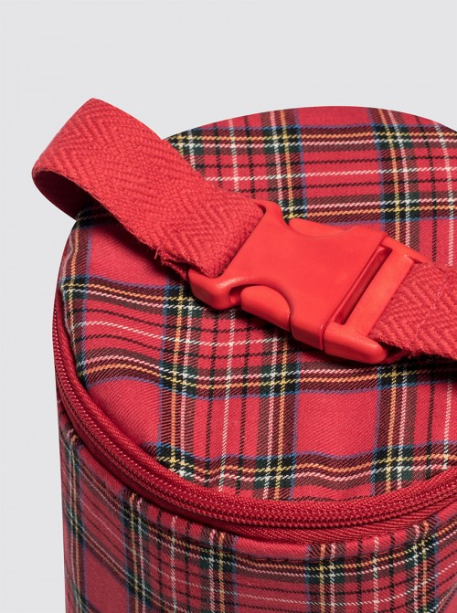 Bolsa Térmica Balmoral Rojo
