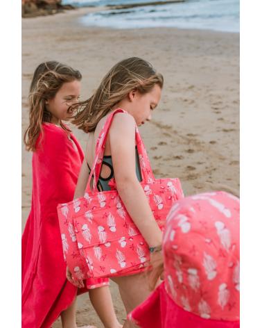 Playa Roll Mini Medusas Rosa