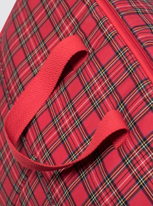 Bolsa Maternal Balmoral Rojo