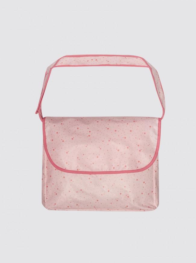 Bolsa Organizadora Para Coche Estrellas Rosas