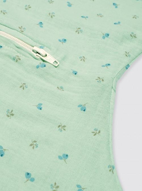 Pijama Burbuja Bambula Florecitas