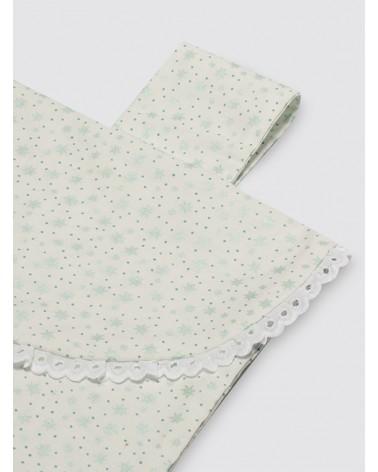 Bolsa de Pijama Estrellas Brilli Verdes