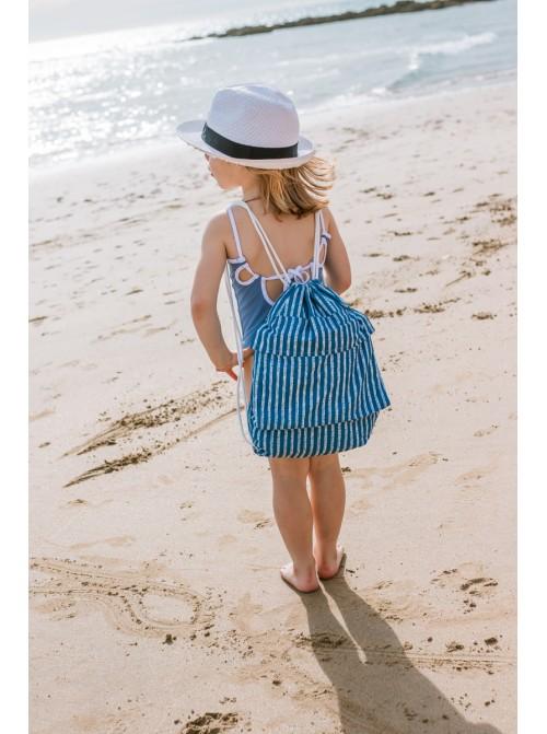 Toalla playa enrollable niño